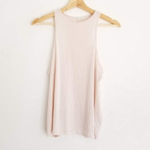 Urban Outfitters Silence + Noise Tan Tank Size Med